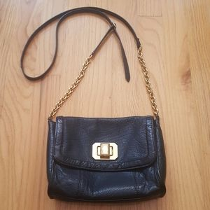 Juicy couture Buffalo leather crossbody bag
